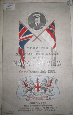 1909 Review of Royal Navy Program
