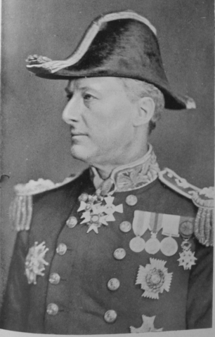 Admiral May in Navy League Guide
