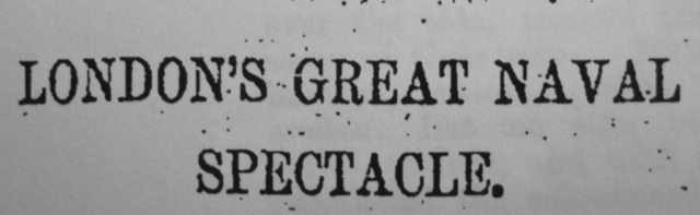 Royal Naval Review 1909