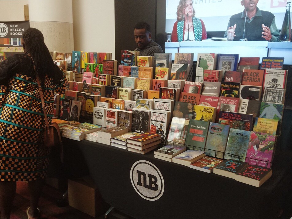 Africa Writes Book Table